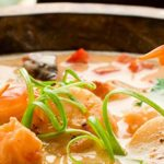 Chili Coconut Cream Seafood Recipe