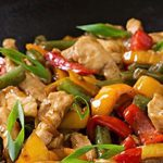 Garlic and Pepper Chicken Recipe
