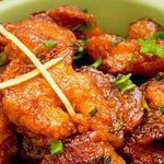 Ginger Prawns Recipe