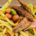 Thai Green Mango Salad Recipe