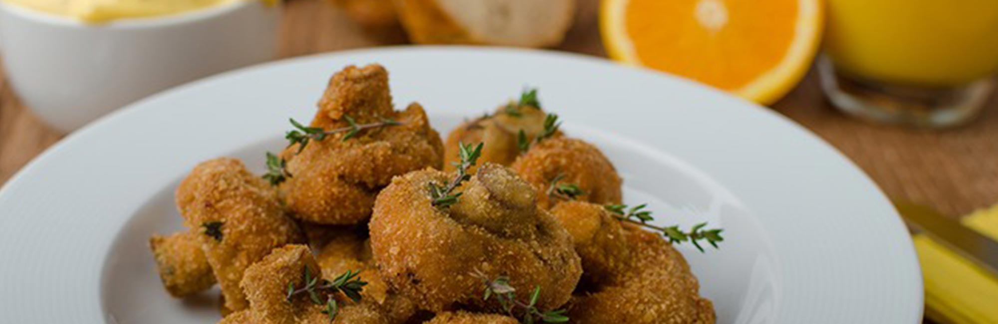 Avocado Oil and Garlic Mushrooms Recipe