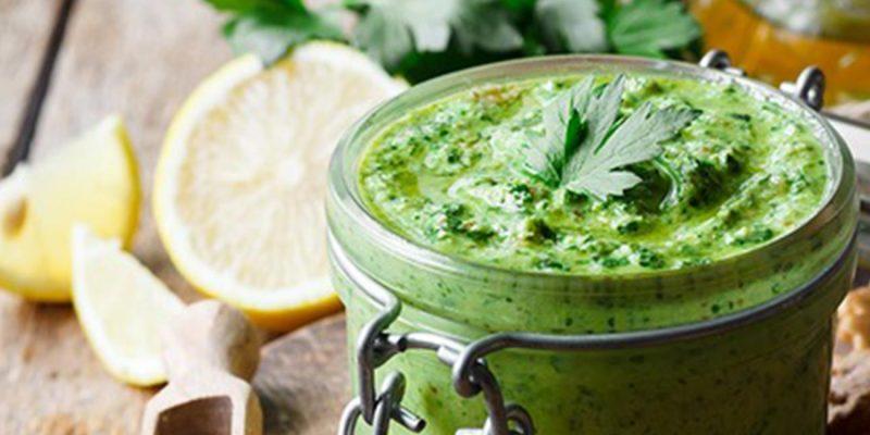 Avocado Oil Pesto Recipe