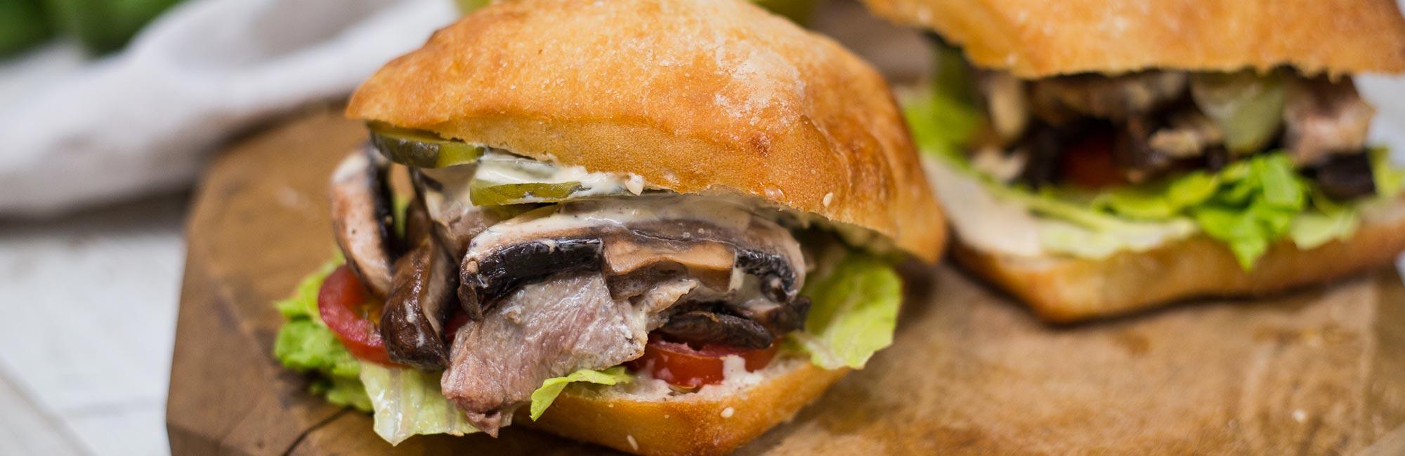 Best Steak Sandwich
