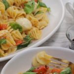 Caprese Salad pasta dishes
