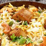 Coconut Milk Steamed Rice Recipe