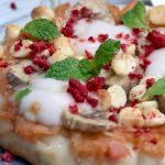 Fruity Dessert Pizzas