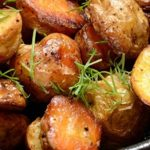 Inca Gold Roast Potato