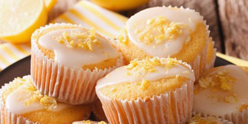 Lemon Muffins Recipe