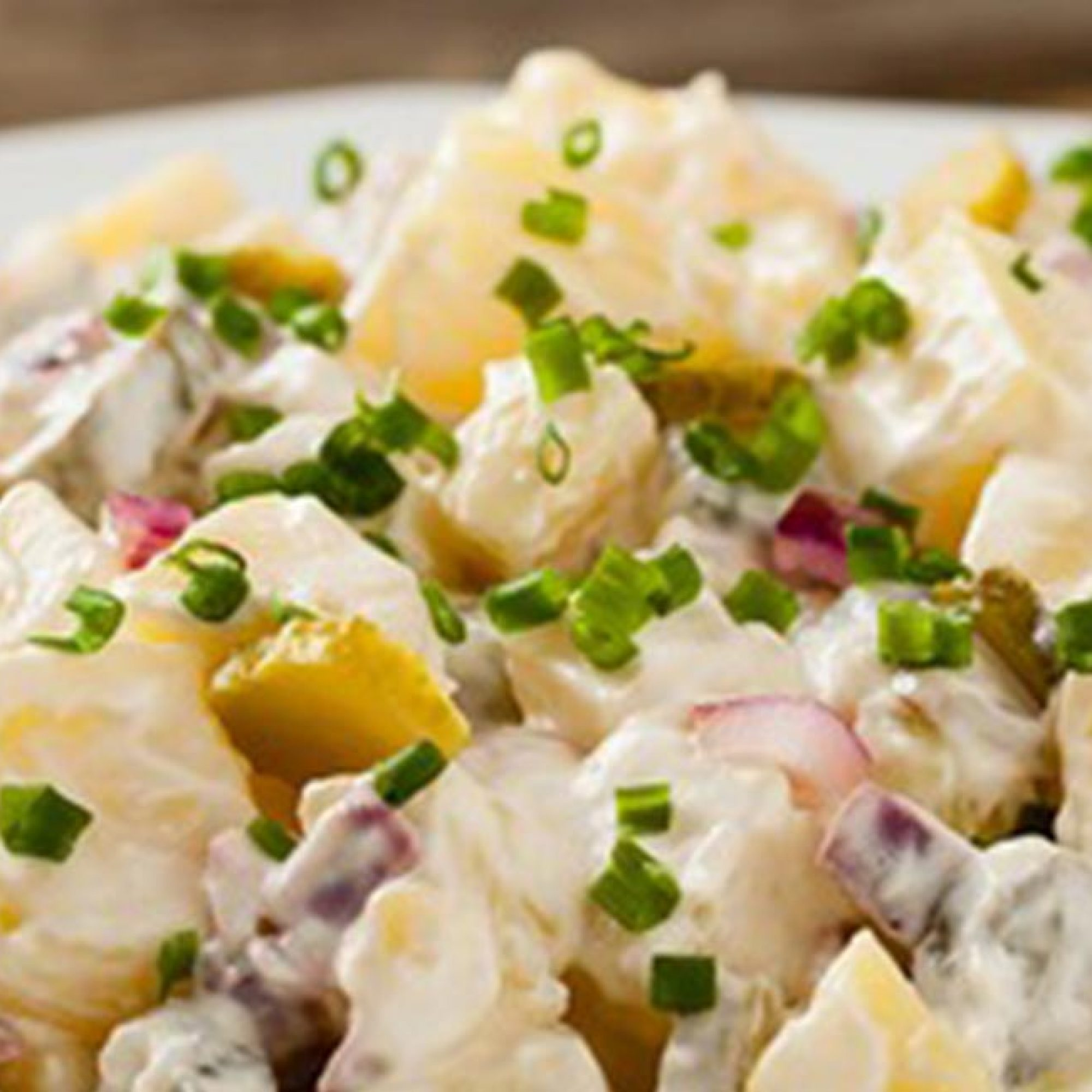 Potato and Feta Salad Recipe