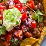 Slow Cooked Beef Nachos