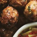 Spicy Thai Pork balls