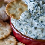 Spinach and Blue Cheese Dip
