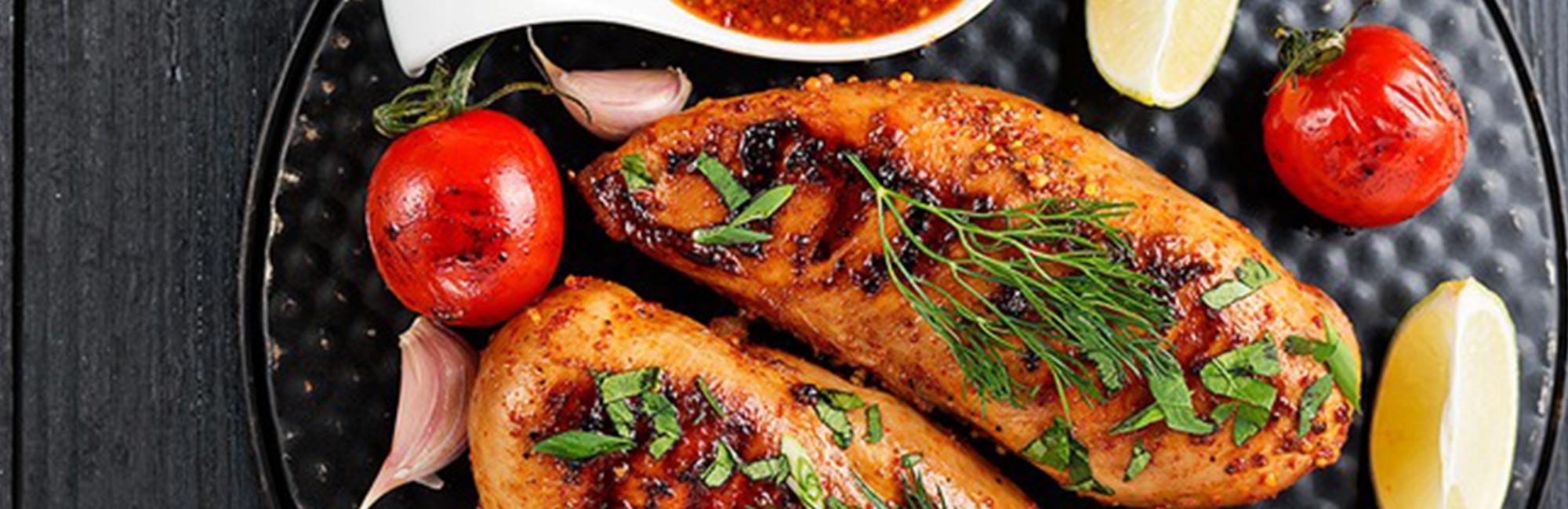 Summer BBQ Chicken Recipe