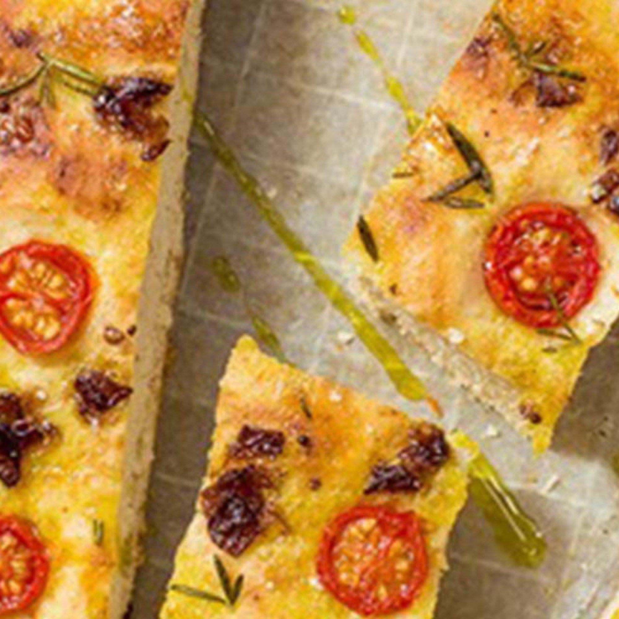 Tomato Onion Relish Bread Recipe