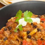 Vegetable Chilli Casserole