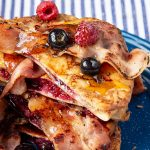 Easter Pita French Toast