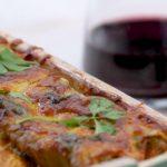 Pork Sausage Lasagne Rollups