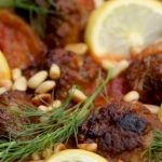 Summer Meatballs with Fennel & Dill