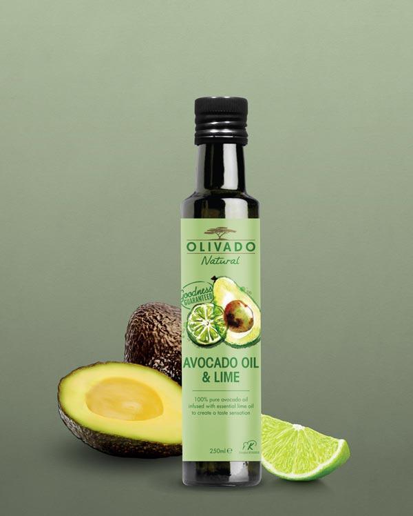 Olivado Avocado Oil & Lime