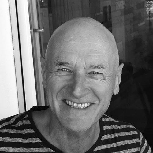 Gary Hannam - Olivado CEO