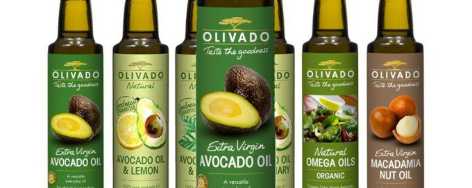 Olivado's Extra Virgin Avocado Oil