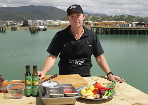 Chef Matt Boutery