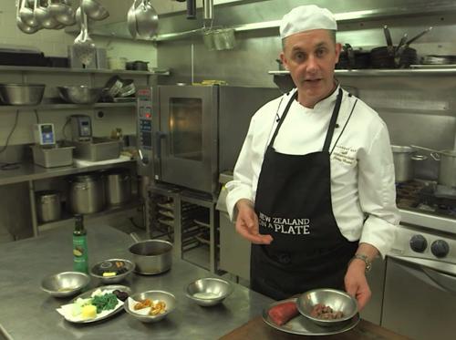 Chef Corey Hume