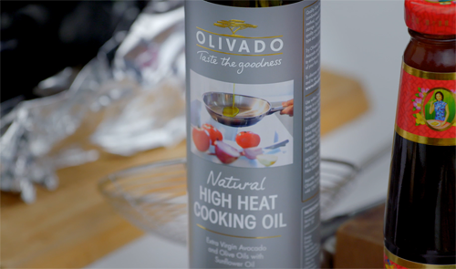 Olivado High Heat Oil