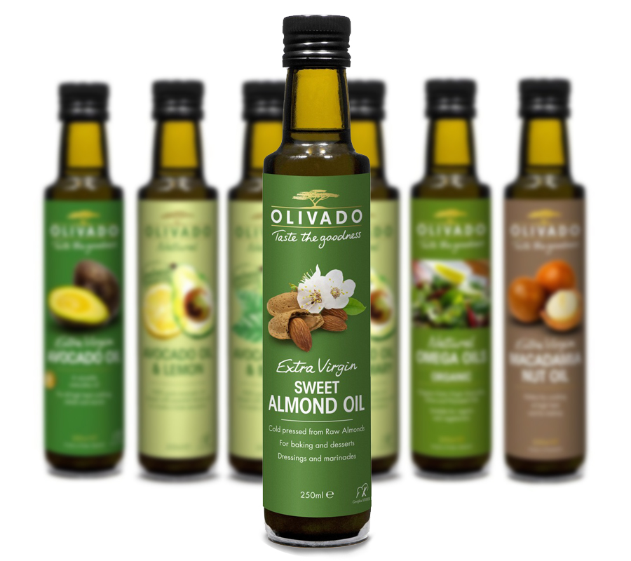Olivado sweet almond oil