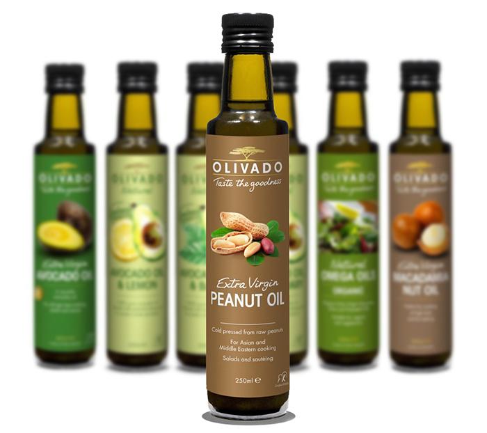 Olivado Peanut oil