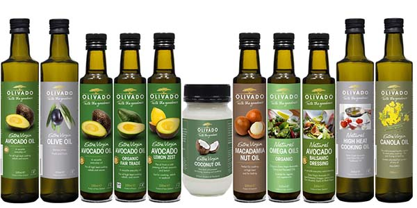 Olivado Cooking oils