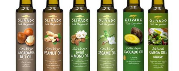 Olivado high quality cooking oils