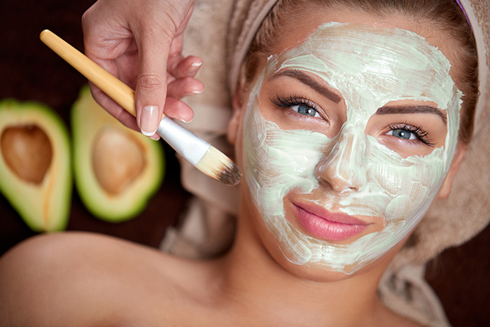 Avocado as a moisturiser