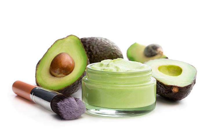 Avocado skincare
