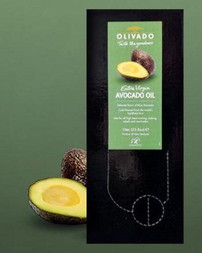 Extra Virgin Avocado Oil 1000ml - Olivado