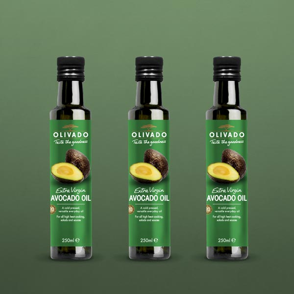 Avocado Oil – Extra Virgin: 3 Pack