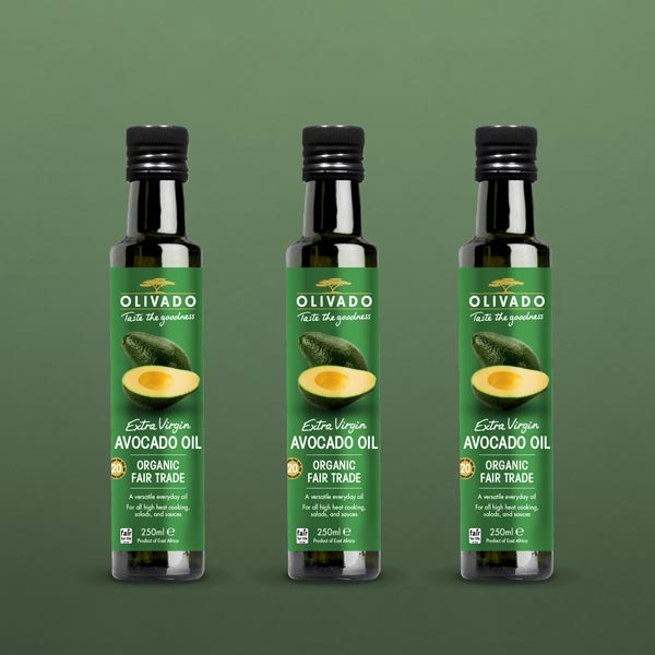 Avocado Oil – Organic, Extra Virgin: 3 Pack