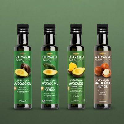 Olivado Essentials – Mixed 4 Pack