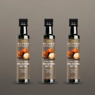 Macadamia Oil – Extra Virgin: 3 Pack