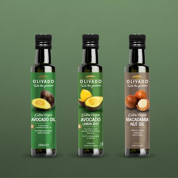 Olivado Starter – Mixed 3 Pack