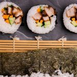 Chicken Karaage Sushi (Sushi 3 Ways) Recipe