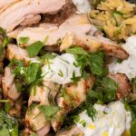 Grilled Chicken Orzo Salad