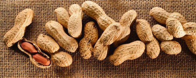 Extra virgin peanut oil