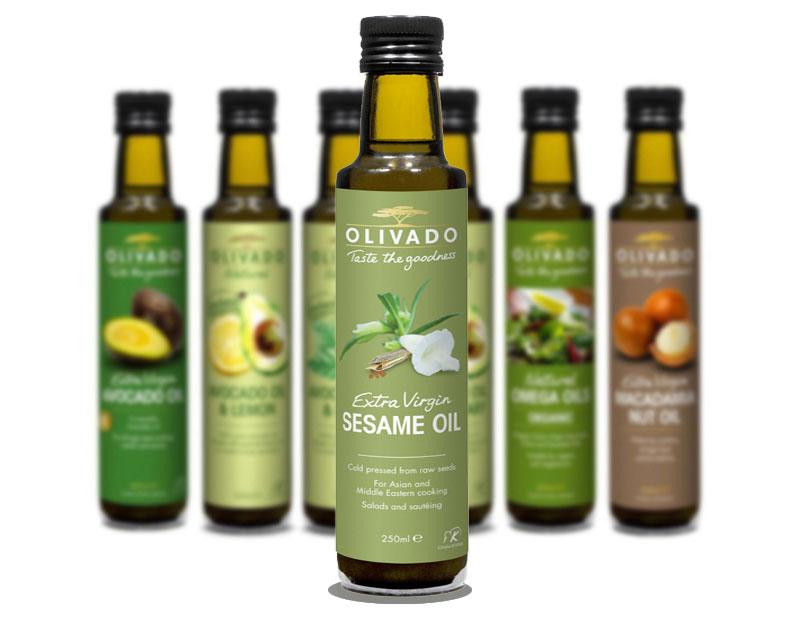 Olivae sesame oil