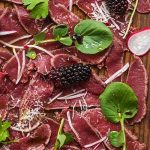 Venison Carpaccio Recipe