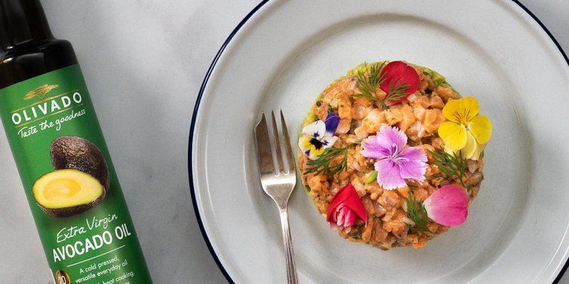 Salmon & Avocado Tartare Recipe