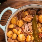 Fig Lamb Stew (Slow Cooker) Recipe