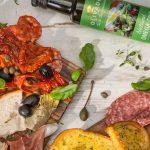 French charcuterie grazing board recipe